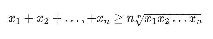 Bất đẳng thức Cosi 1