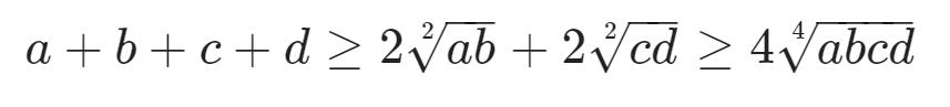 Bất đẳng thức Cosi 11