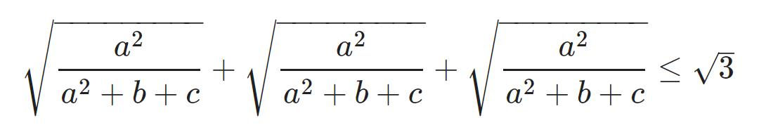 Bất đẳng thức Cosi 19