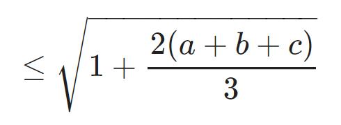Bất đẳng thức Cosi 24