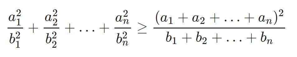 Bất đẳng thức Cosi 3