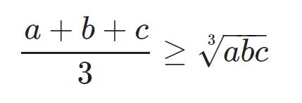 Bất đẳng thức Cosi 6