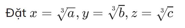 Bất đẳng thức Cosi 9