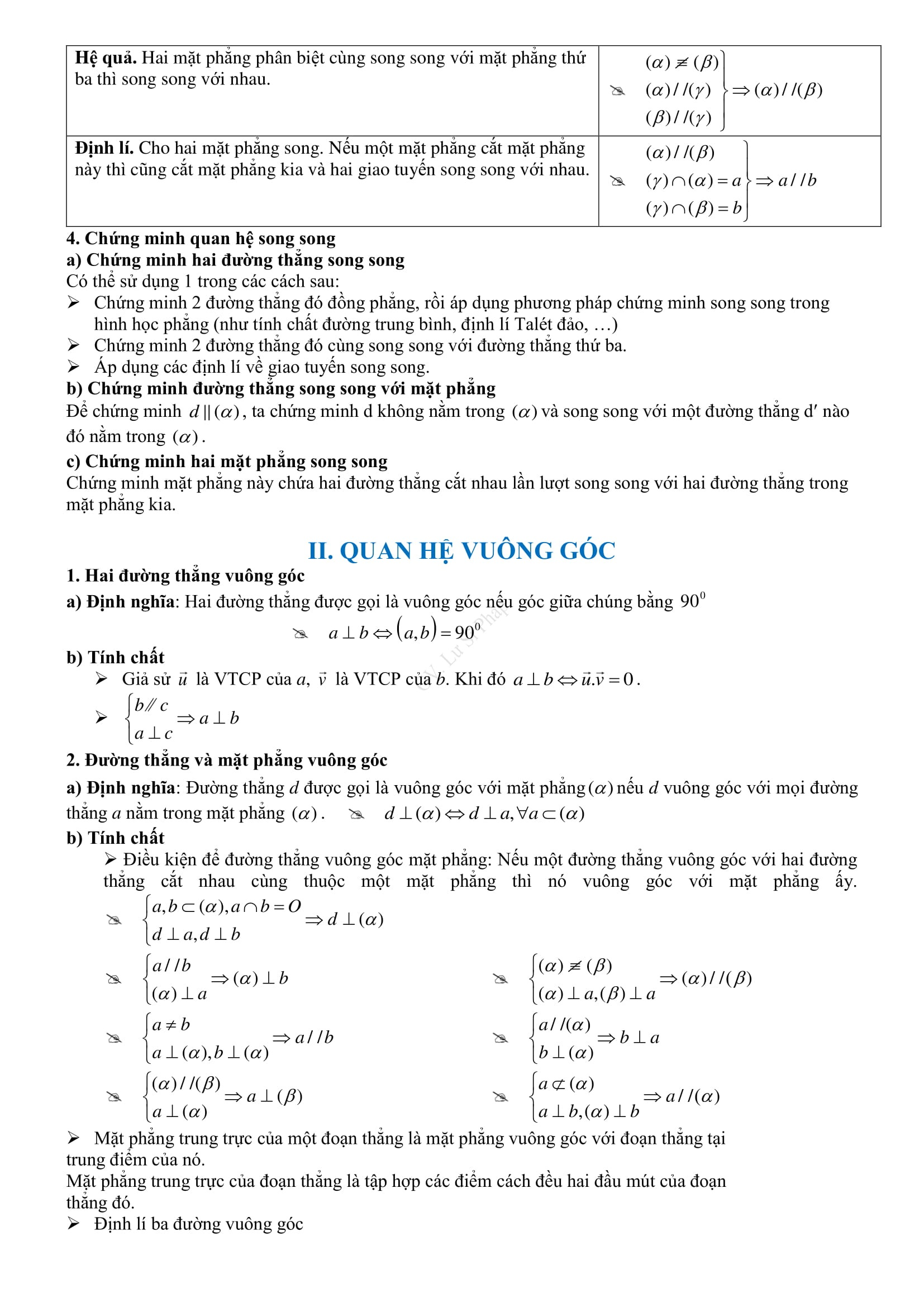 Toán 12 Chuyên đề 1: Khối đa diện và thể tích của chúng