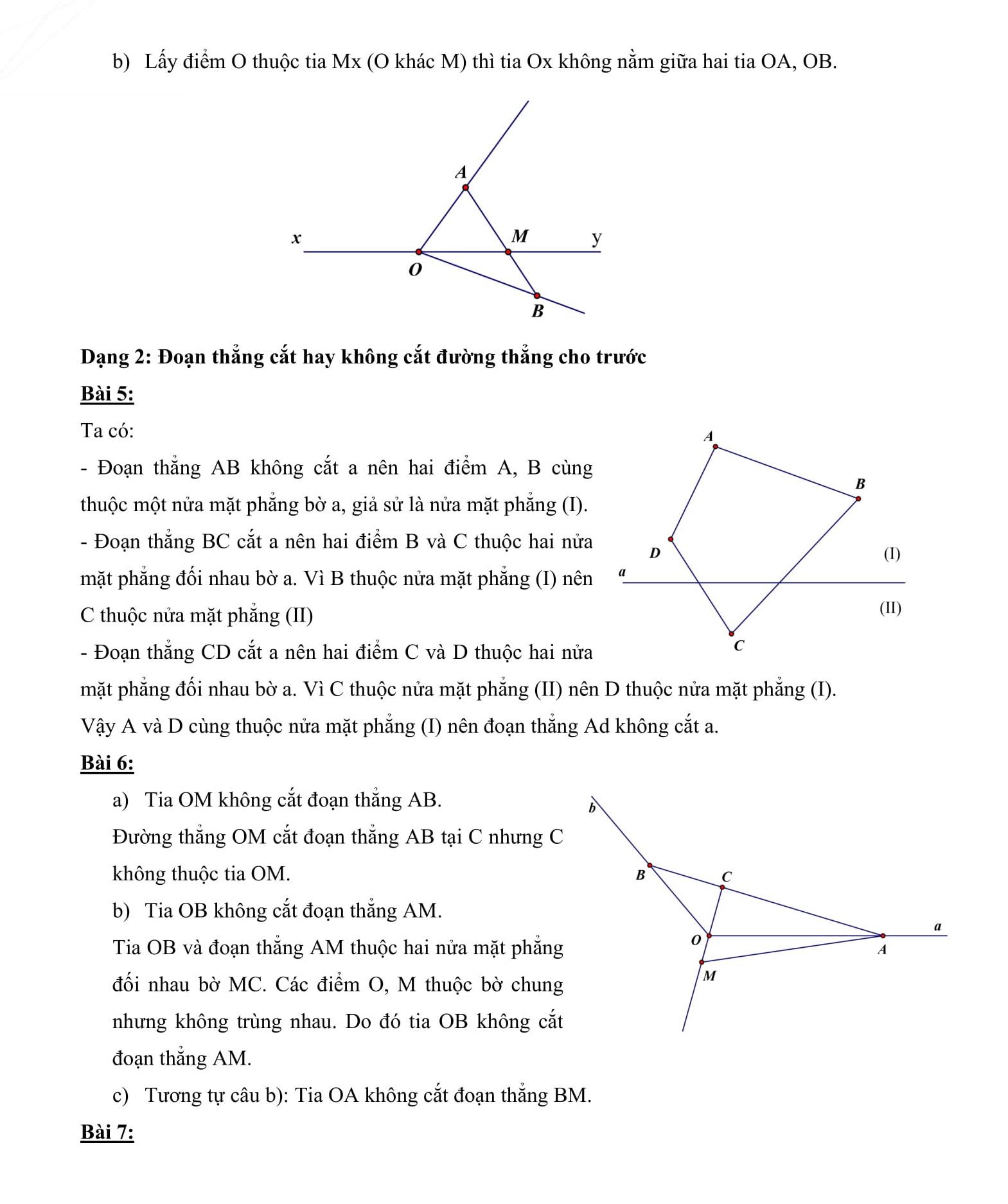 Phiếu bài tập Tuần 1 đến tuần 7 Bản word - Toán hình 6 HK2