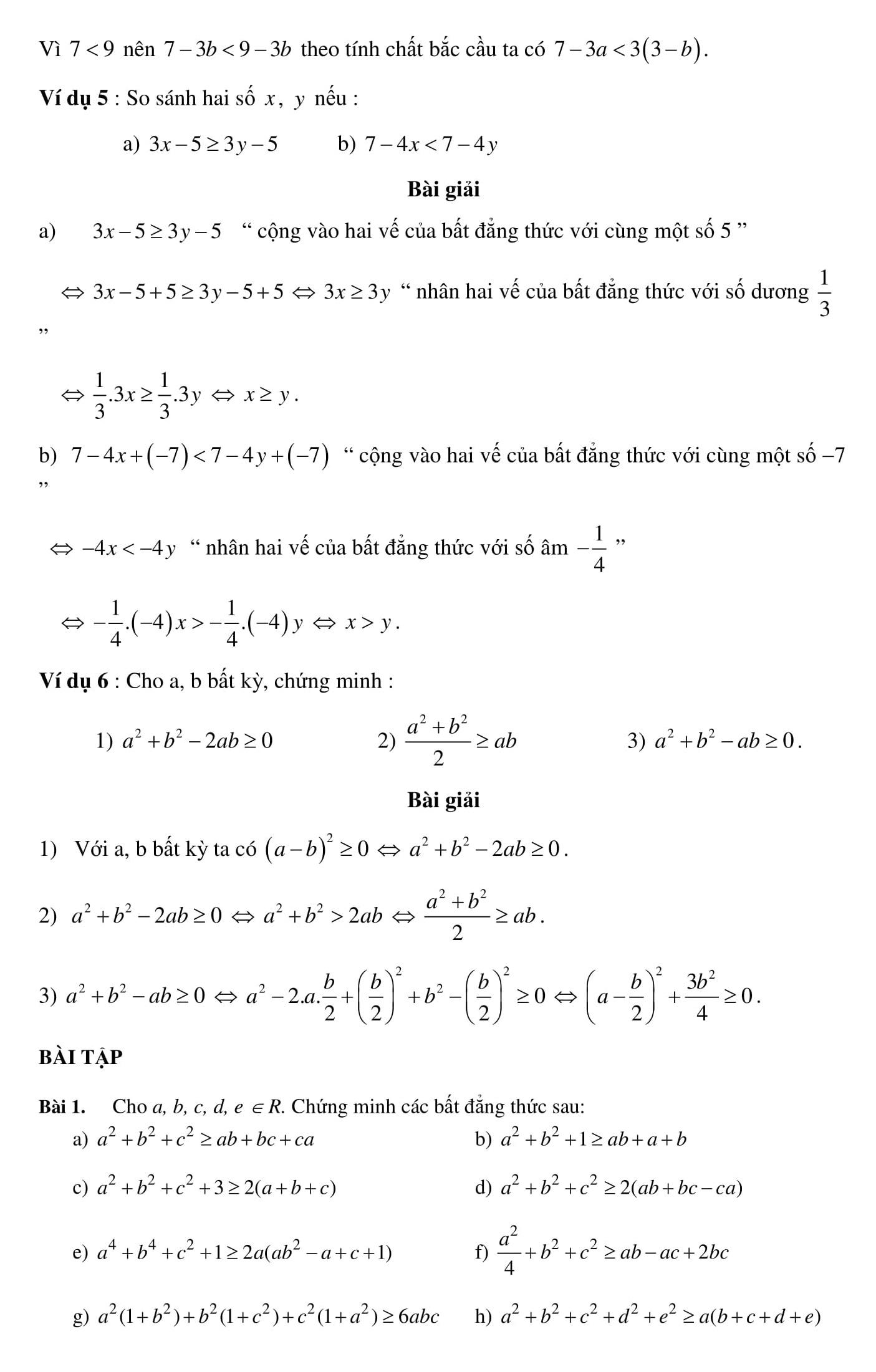 Đề cương HK2 toán 8 được tổng hợp chi tiết