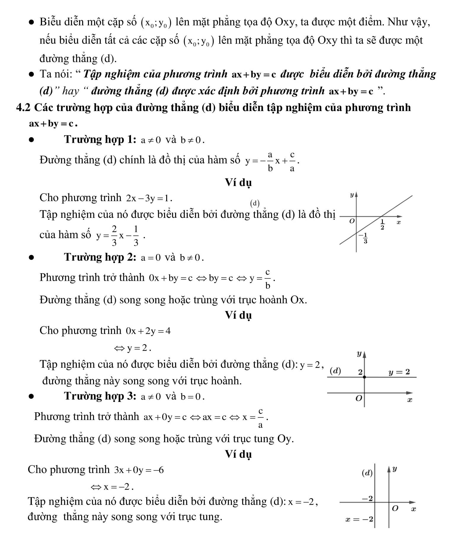 Đề cương HK2 Toán 9 được tổng hợp giúp trên 8+