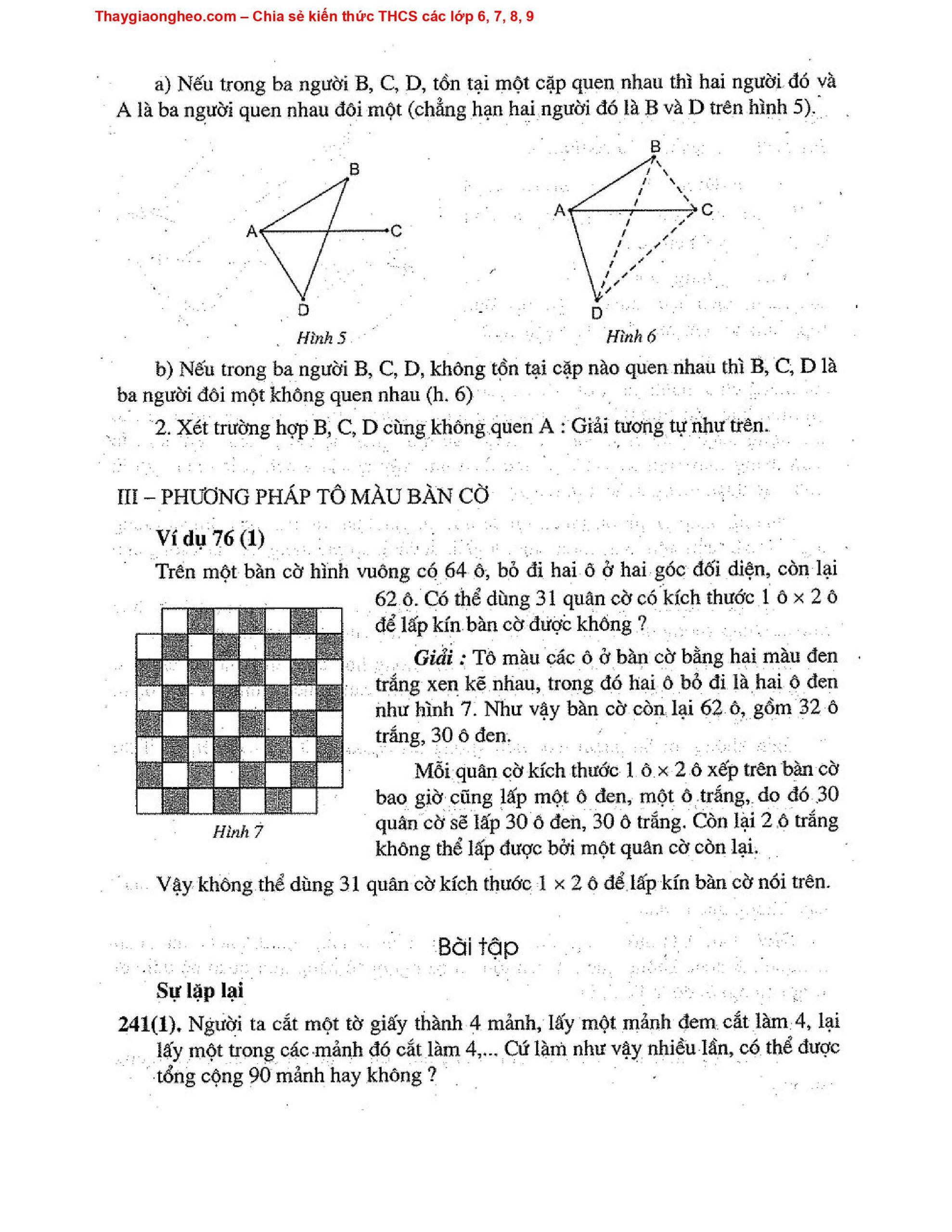 Tài Liệu Toán Đại Số 7 Nâng Cao HK2 - Tập 2